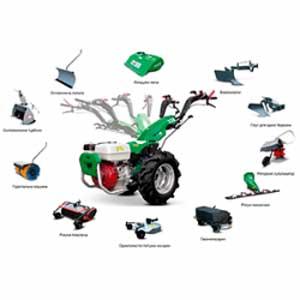 Оборудование к мотоблокам и мототракторам