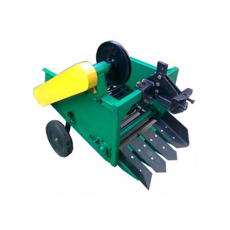 Картофелекопалка транспортерного типа КМТ-1