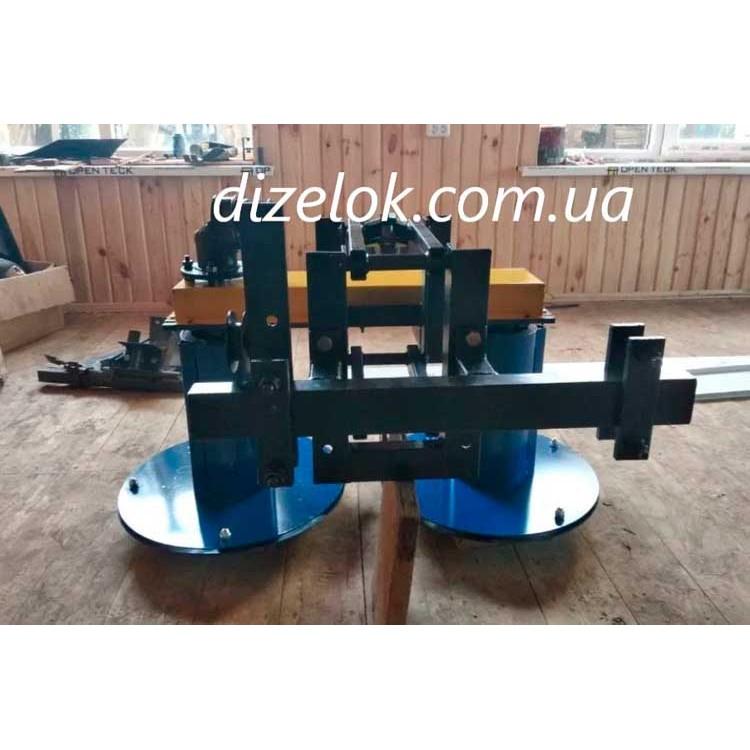 Косилка роторная мототракторная KP-1,1 передняя