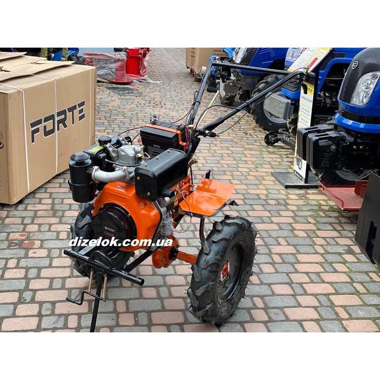 Мотокультиватор дизельный FORTE 1350E