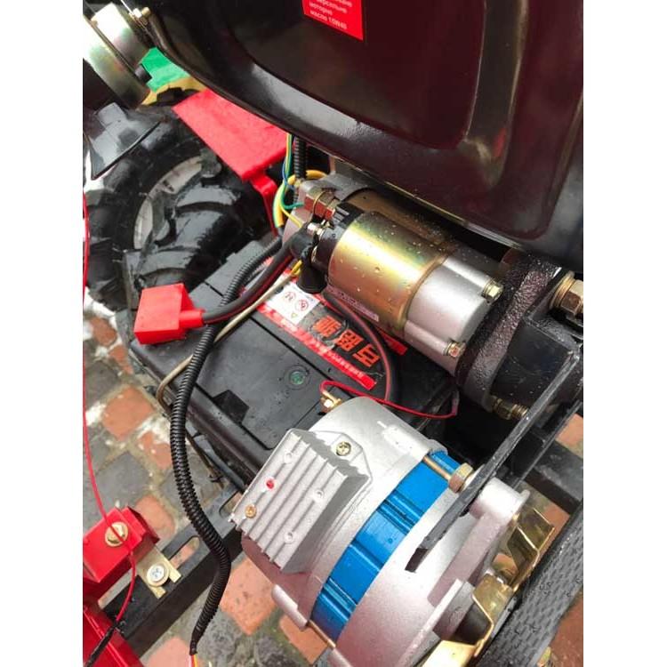 Минитрактор Forte MT-201LT