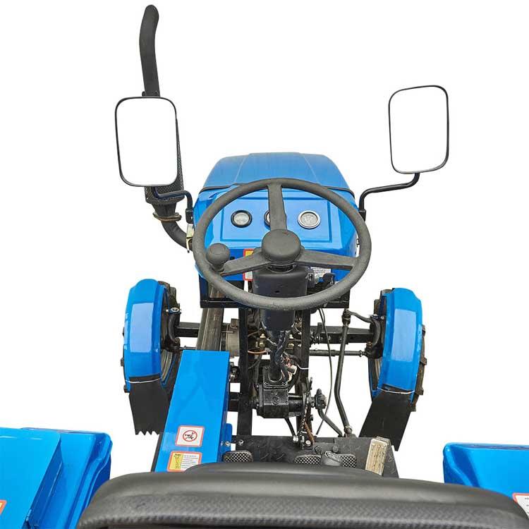 Минитрактор DW 160KXL с фрезой