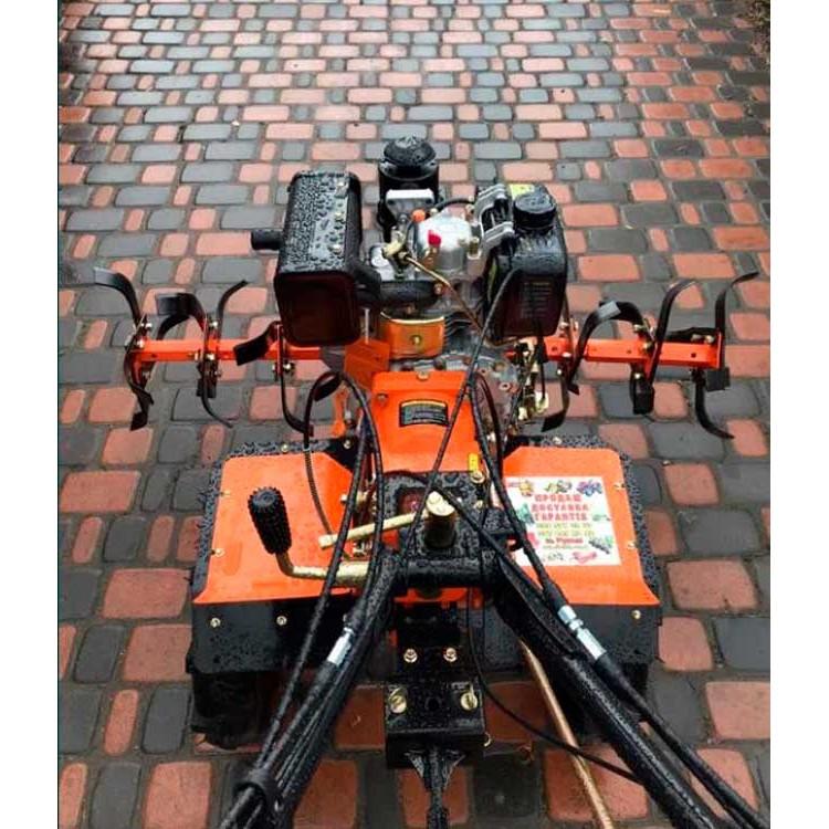 Мотоблок Forte 1050 DIF дизельный