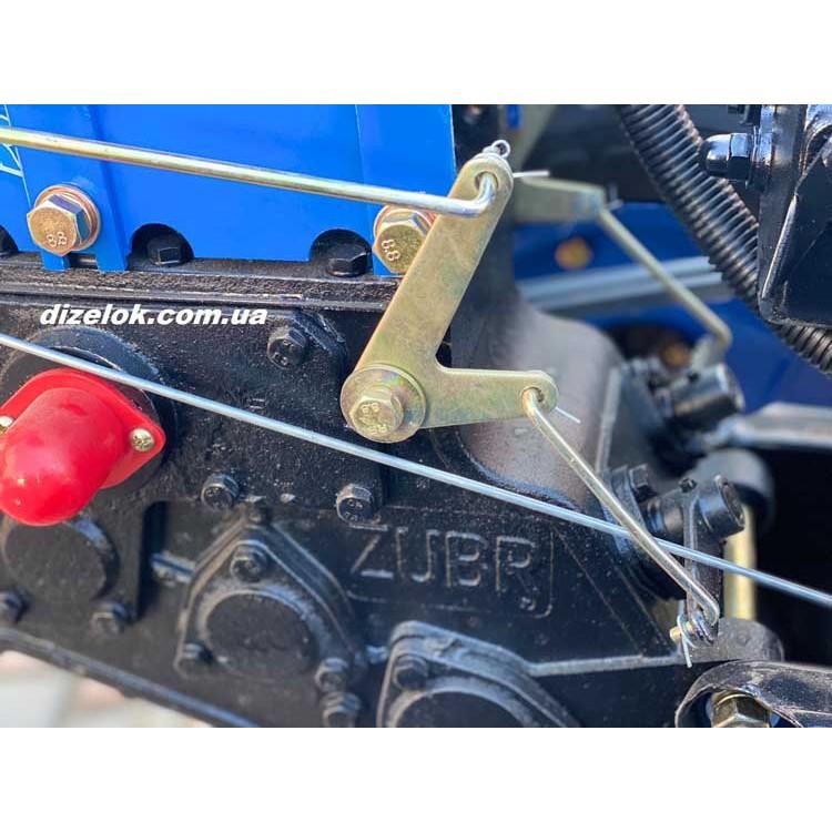Мотоблок JR-Q79E Zubr
