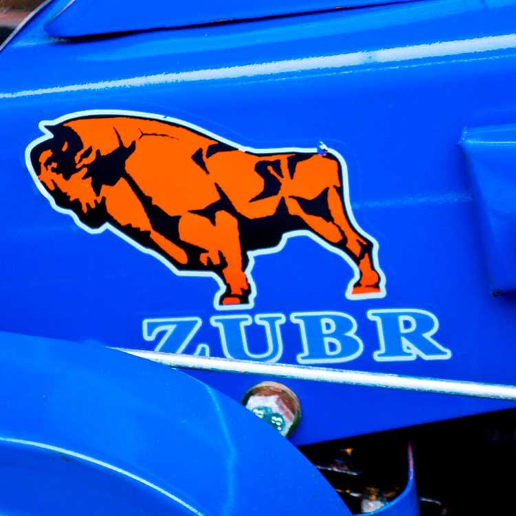 Мотоблок JR-Q12e Zubr