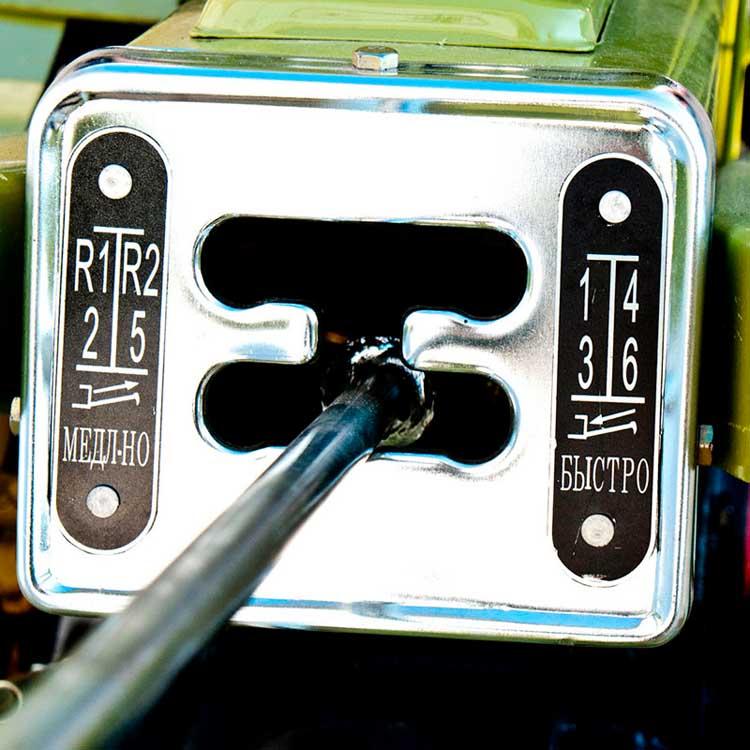 Мотоблок HT-105 Zubr