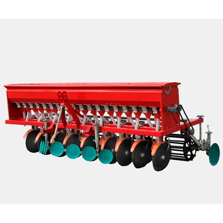 Сеялка зерновая к минитрактору СЗ-14Т (14 рядная)