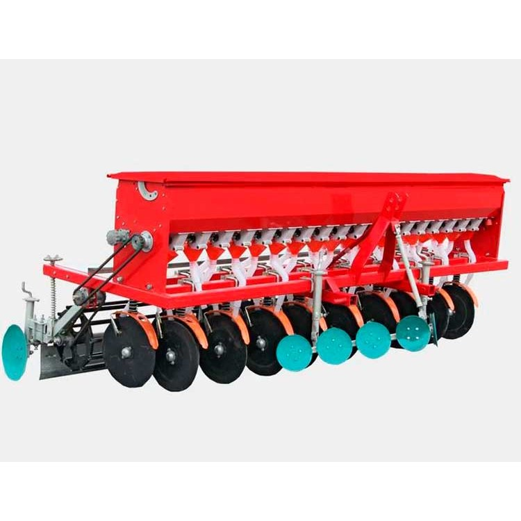 Сеялка зерновая к минитрактору СЗ-18Т (18 рядная)