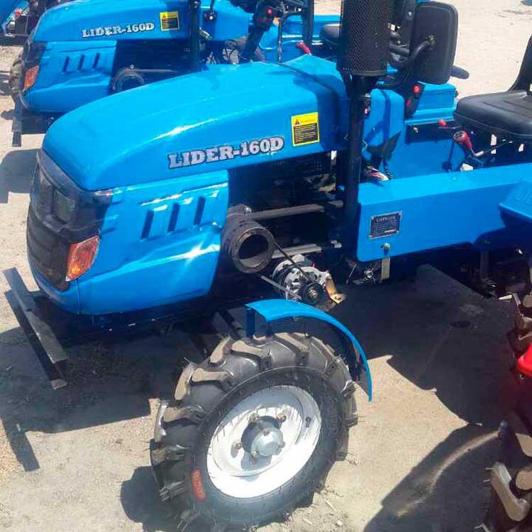Трактор Лидер 160D Lux